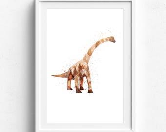 Boys dinosaur print, dinosaur printables, kids room print, dinosaur poster art, dinosaur kids room, custom kids prints, dinosaur art poster