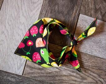 Fruit Slices Dog Bandana