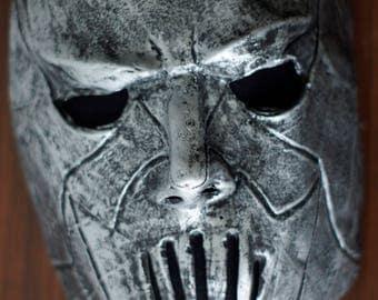 Mick Thomson mask Slipknot mask  heavy metal mask Creepy mask Scary mask