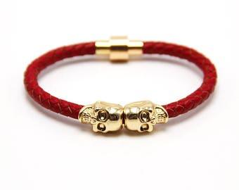 Chain bracelet customized for man