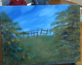 Hopping Fences