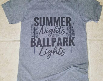 Summer Nights and Ballpark Lights