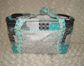 Diaper Bag - Box style
