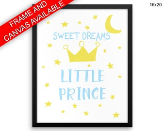 Sweet Dreams Printed  Poster Sweet Dreams Framed Sweet Dreams Nursery Art Sweet Dreams Nursery Print Sweet Dreams Canvas Sweet Dreams