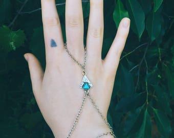 Arrowhead Hand Chain