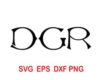 Interlocked-Monogram.svg,eps,dxf,png.
