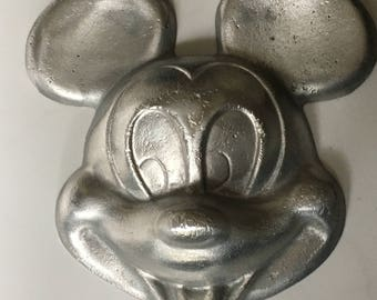 Metal Mickey Mouse Head