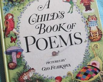 A Child's Book of Poems, Gyo Fujikawa