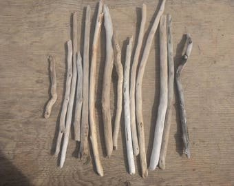 14 PC Driftwood Assorted