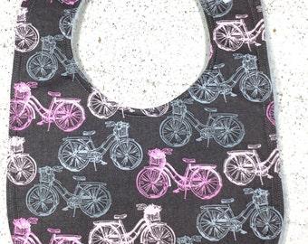 Baby Bib Bicycle  baby