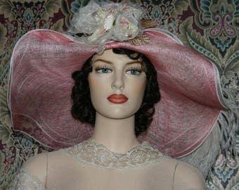 Pink Kentucky Derby Hats