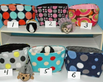 guinea pig waterproof bonding, bag,cup, with/without removable strap, gerbil, hamster, small animal