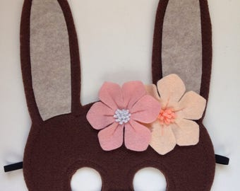 One of a kind Bunny Mask