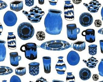 Cobalt Pottery 8x10 print