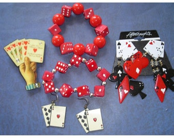 Gamblers Jewelry Collection