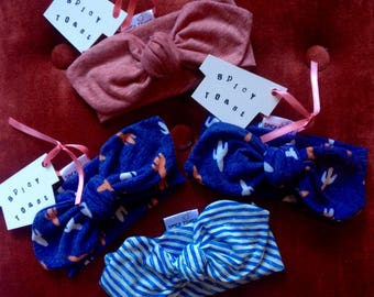 Made To Order - Baby & Kids Headbands Spicy Toast