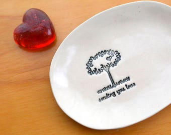 Sending you Love (trinket dish_