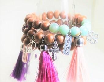 Blessed Mala   Bracelet