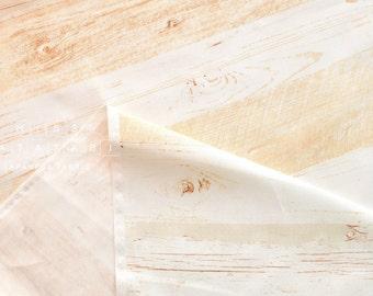 Japanese Fabric Lecien Wood Paneling - 50cm
