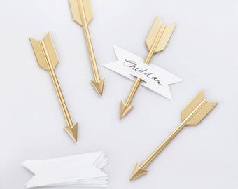 beehive arrow cheese markers