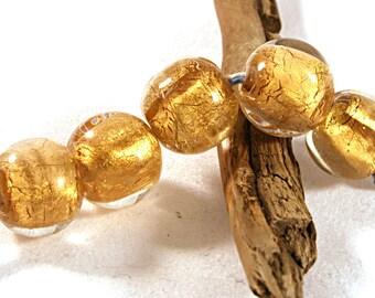 Lampwork  Art Beads by Jeanniesbeads #510