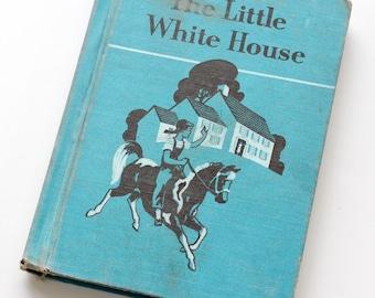 The Little White House - Vintage 1948 Ginn Basic Reader