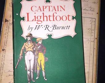 1954 Captain Lightfoot Book