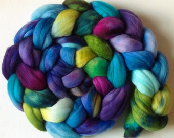Merino Wool Roving spinning or felting  4zs  Ready to ship