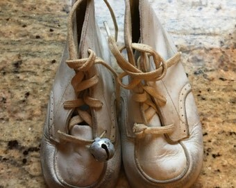1930s Baby Shoes