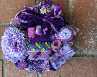 Purples --- Inspiration Kit ---