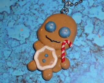 Pokemon - Squirtle Christmas Cookie Necklace - Limited Edition Charm