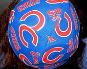 Chicago Cubs  Baseball kippah Cubs yarmulke play baseball major league kippah--all lined great for all ages