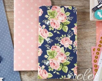 Webster's Pages NEW Color Crush Collection Travelers Planner Inserts Florals & Stars