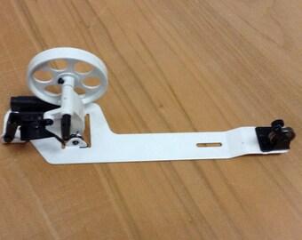 New Universal Industrial Sewing Machine Bobbin Winder Attachment 3 inch wheel