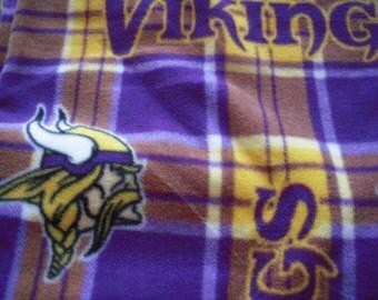 Football Team Fleece Lap Blanket