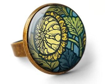 Chrysanthemum Ring (AN06)
