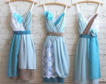 Individual Final Payments for Bryttney Shwrtz's Custom Bridesmaids Dresses