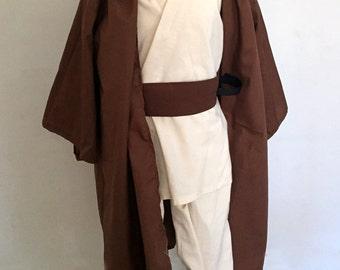 Jedi Suit and Robe Jedi Robe