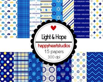 DigitialScrapbooking-Light&Hope-InstantDownload