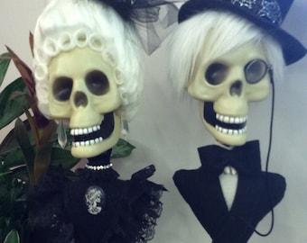 Mr. & Mrs. Bones