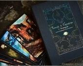 Tarocchi di connessione - Tarot deck by Vocisconnesse - Major Arcana - in BLACK BOX