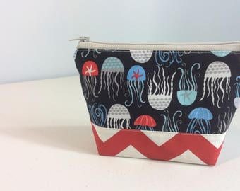 Notions Bag - Jelly Fish