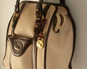 Dooney & Burke All Weather Leather Bag