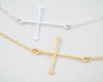 Southern Cross Constellation Necklace