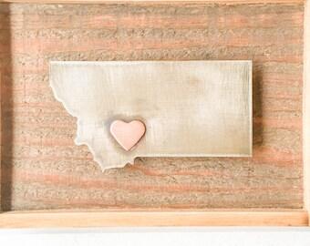 Montana Love Wall Hanging