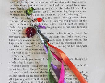 Let Your Freak Flag Fly - Boho Planner Charm - Travelers Notebook - Journal - Midori - Bible - Accessory - Accessories