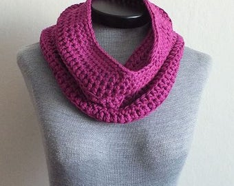 417 - Orchid Cowl