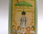Please Reserve for Caroline,  Ameliaranne and the Green Umbrella, A Turnaround Book, Hardcover, Constance Heward, Two Stories, Frameable
