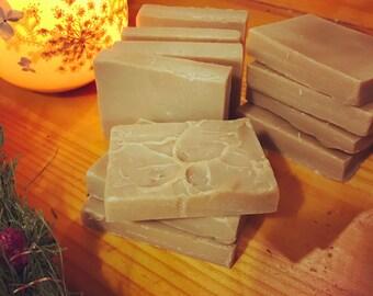 honor the goddess within / handmade soap