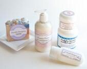 Sandalwood Vanilla Lotion - Handmade -Luxurious - Shea Butter and phyto-nutrient rich oils - 8 oz pump